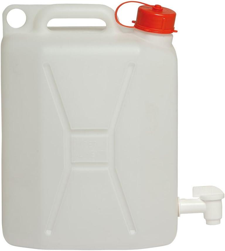Kanister Aus Polyethylen Mit Ausgießer Für Wasser Und Flüssigkeit 10 L Auto