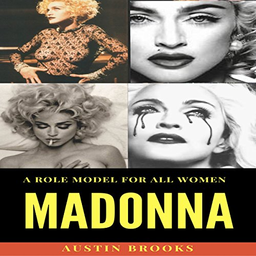 Madonna: A Role Model for All Women audiobook cover art