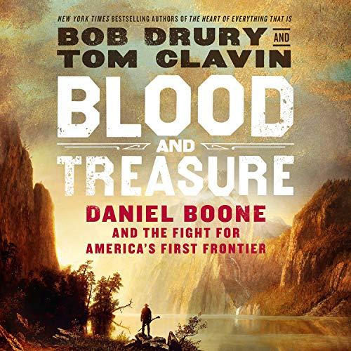 『Blood and Treasure』のカバーアート