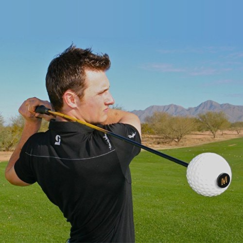 Momentus Men's Speed Whoosh Golf Swing Trainer