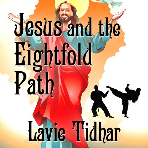 Jesus and the Eightfold Path audiobook cover art