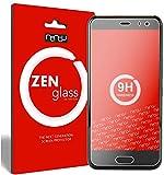 ZenGlass [2 Stück Flexible Glas-Folie kompatibel mit HTC U11 Life Panzerfolie I Bildschirm-Schutzfolie 9H I (Kleiner Als Das Gewölbte Bildschirm)