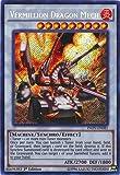 Yu-Gi-Oh! - Vermillion Dragon Mech (INOV-EN081) - Invasion: Vengeance - 1st Edition - Secret Rare