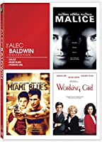 Alec Baldwin Triple Feature (Malice / Miami Blues / Working Girl)