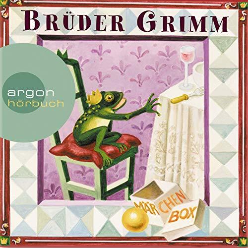 Brüder Grimm: Die Märchen Box (Schneewittchen / Dornröschen / Frau Holle / Der Froschkönig / Die Bremer Stadtmusikanten / Rapunzel / Der Hase und der Igel u.a.)