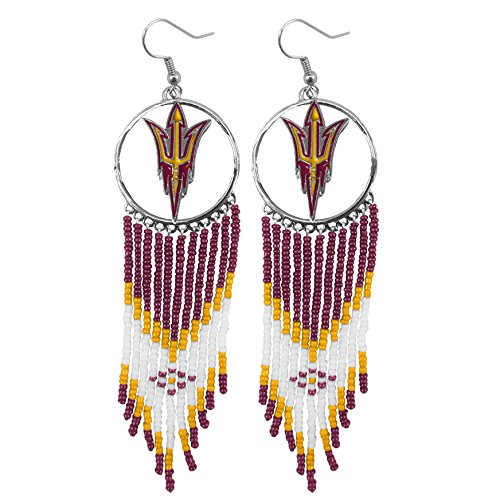 Littlearth NCAA Dreamcatcher Earring