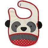 Skip Hop Ski-Zoo-Bib-Pan - Babero, diseño de oso panda