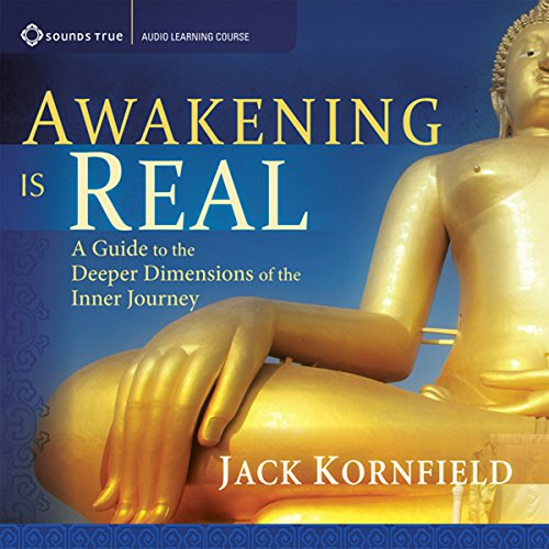 Awakening Is Real audiobook cover art