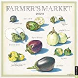 Farmer's Market 2020 Wall Calendar