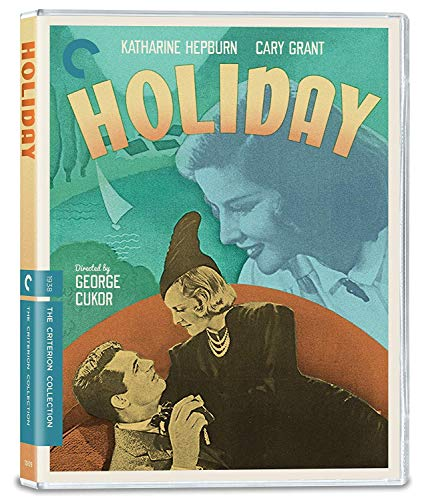 Blu-ray1 - Holiday (1938) (Criterion Collection) (1 BLU-RAY)