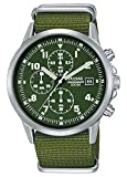 Pulsar PM3127X1 - Reloj cronógrafo de estilo militar para hombre