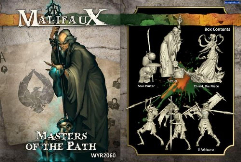 Malifaux  Resurrectionists Masters of the Path Box Set by Malifaux