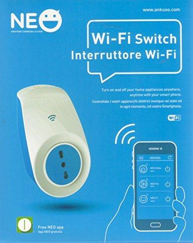 Enchufe/Interruptor WiFi Alcance 3500W para automatismo Electrodomésticos 4800007