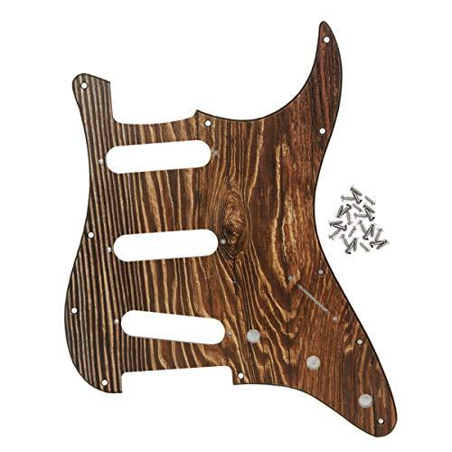 Kaish crema ST Strat Style chitarra pickup copre 3/single coil per Fender Stratocaster