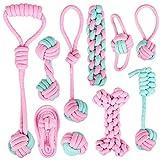 Dreamon - Juguete para Masticar para Cachorros, Juguete para Perros, Indestructible, Juguetes para Dentición para Perros Pequeños, Grandes