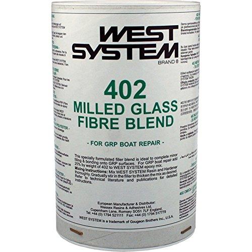 WEST SYSTEM Gemahlenen Glasfasern 150g Dose, 402
