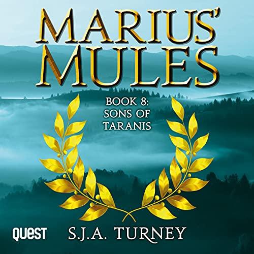 Marius' Mules VIII: Sons of Taranis cover art