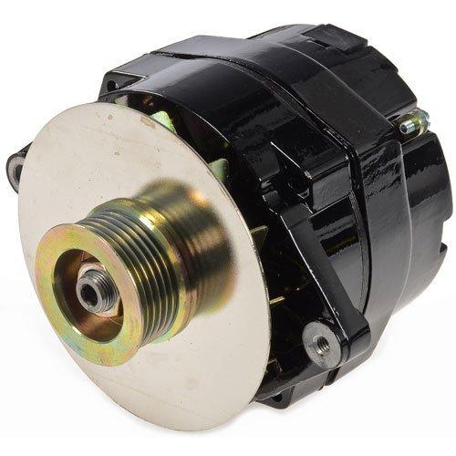JEGS 10121 Black 1-Wire GM Alternator