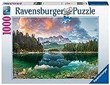 Ravensburger Puzzle 1000 Piezas, Paisaje Prealpino, Colección Fotos y Paisajes, Puzzle para Adultos, Rompecabezas Ravensburger [Exclusivo en Amazon]