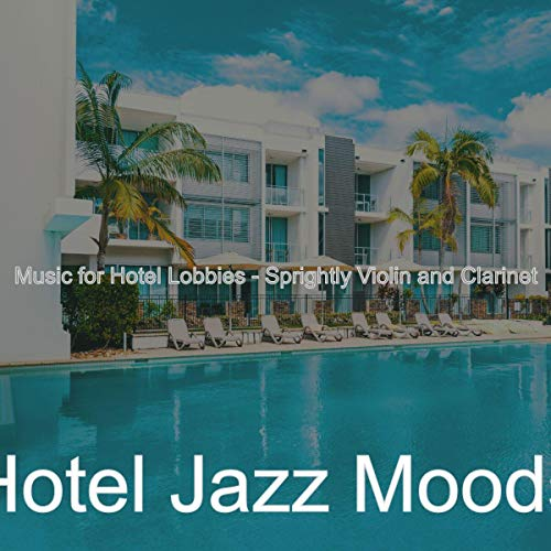 Jazz Clarinet Soundtrack for Hotel Pools