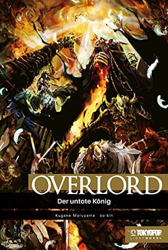 Overlord Light Novel 01 HARDCOVER: Der untote König