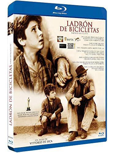 Ladrón de Bicicletas BD 1948 Ladri di biciclette [Blu-ray]