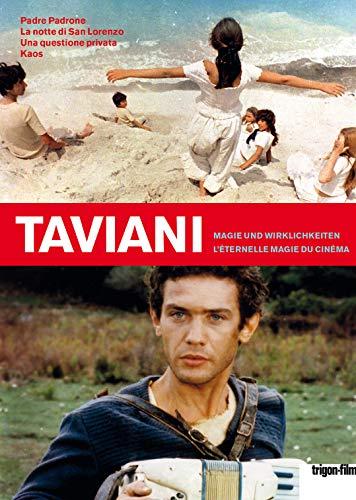 Taviani-Box  (La Notte di San Lorenzo/Padre Padrone/Una questione private/Kaos) (OmU) [4 DVDs]