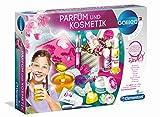 Clementoni 59032 Galileo Science – Parfüm und Kosmetik, wohlriechende Badesalze & Öle kreieren, Spielzeug für Kinder ab 8 Jahren, Experimente für Zuhause, als Geschenkidee zu Ostern