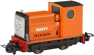 Bachmann Trains Thomas & Friends - Narrow Gauge Rusty (Diecast Construction) - HOn30 Scale - Runs on N Scale Track, Protot...