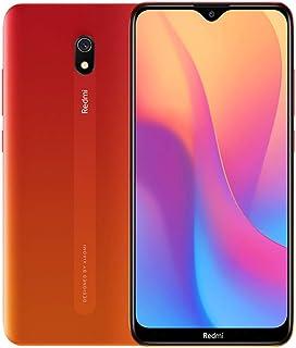 Xiaomi Redmi 8A Smartphone 2GB 32GB Mobilephone 622 Pantalla Snapdargon 439 Octa Core Teléfono Móvil 5000mAh 12MP AI Tipo Cámara Trasera 8MP Cámara FrontalVersión Global (Rojo)