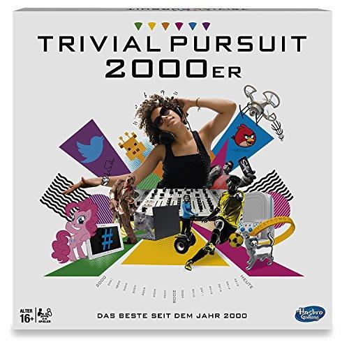 Giochi Bambini Hasbro–Set in Famiglia Trivial Pursuit 2000, b7388105