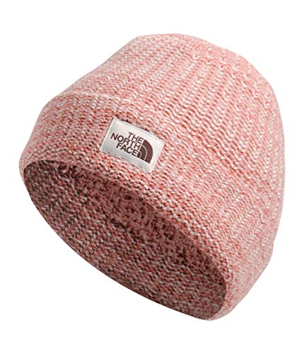 The North Face Salty Bae Beanie Pink Clay One Size