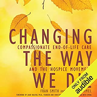 Changing the Way We Die audiobook cover art