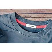 AVERY - Lot de 72 Étiquettes Vêtements Autocollantes + 1 Marqueur Permanent Offert  (2 Sachets de 36 Étiquettes), Format 45 x 13 mm