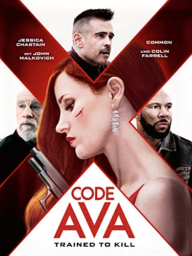 Code Ava - Trained to kill[dt./OV]