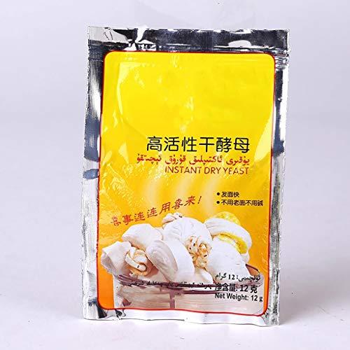 Spezialhefe für Brötchen mit wenig Zucker und Hefepulver mit hoher Aktivität