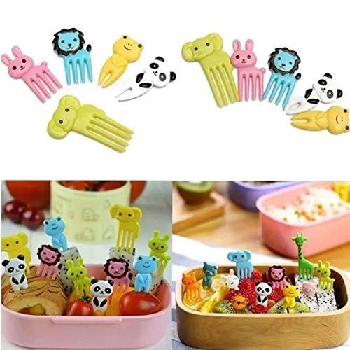 Tenedores Plastico Pequeños Marca U/R