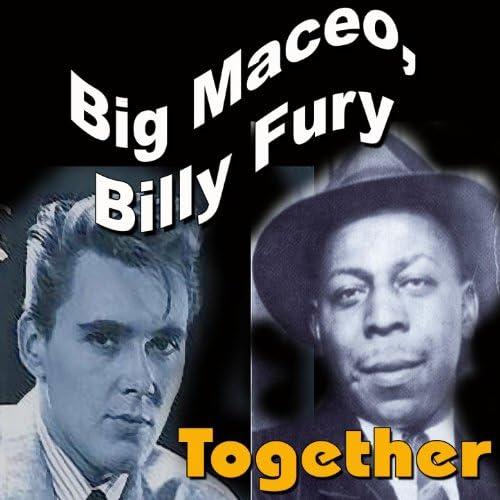 Big Maceo, Billy Fury