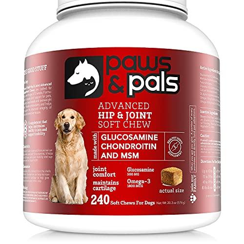 Paws & Pals Max Strength Glucosamine