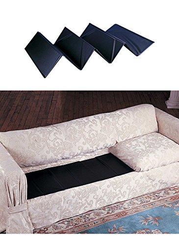 Carol Wright Gifts Seat Saver, Size 19' D x 66' W,Black
