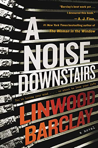 Image of A Noise Downstairs: A Novel