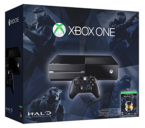 Xbox One 500GB Console - Halo: The Master Chief Collection Bundle [video game]