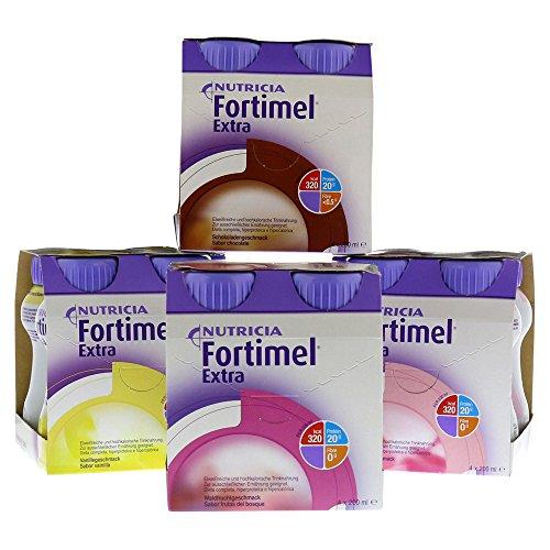 FORTIMEL Extra Mischkarton 6400 ml Flüssigkeit