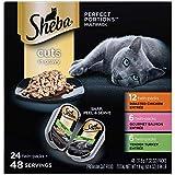 Sheba Perfect PORTIONS Cuts in Gravy Entrée...