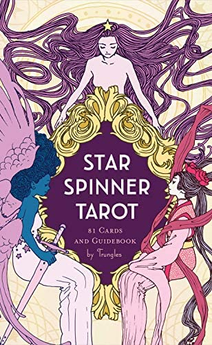 Star Spinner Tarot Inclusive Diverse LGBTQ Deck of Tarot Cards Modern Version of Classic Tarot product image