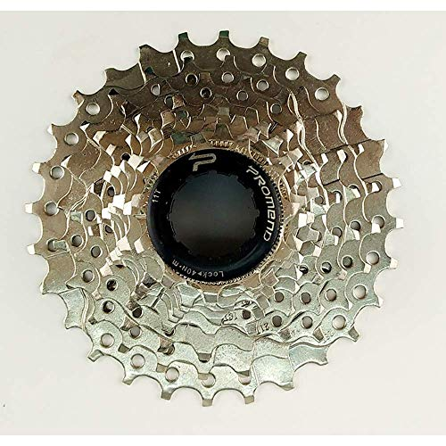 KANJJ-YU Bicycle Accessories, Road Bike Flywheel Card Type 10-Speed Tower Wheel Spare Parts Transmission