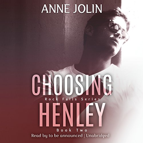 Choosing Henley audiobook cover art