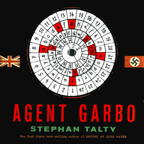 Agent Garbo cover art