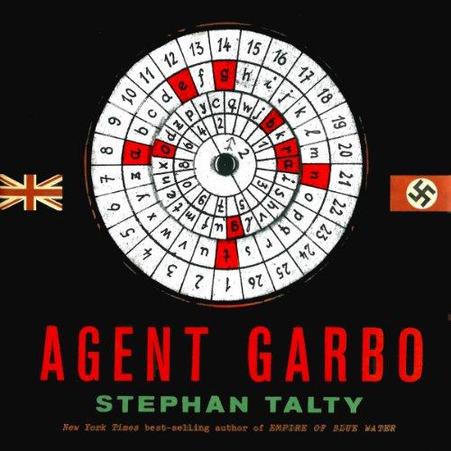 Agent Garbo audiobook cover art