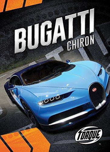 Bugatti Chiron (Car Crazy)